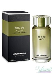 Karl Lagerfeld Bois de Yuzu EDT 100ml για άνδρες Ανδρικά Αρώματα