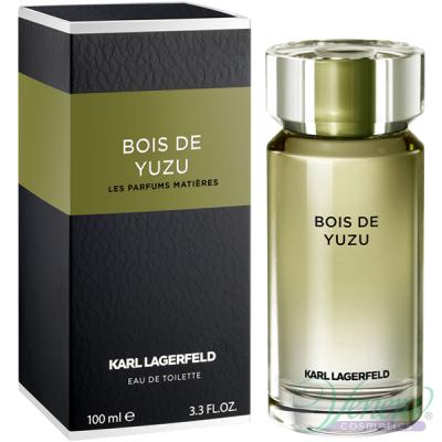 Karl Lagerfeld Bois de Yuzu EDT 100ml за Мъже Мъжки Парфюми