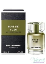 Karl Lagerfeld Bois de Yuzu EDT 50ml για άνδρες Ανδρικά Αρώματα