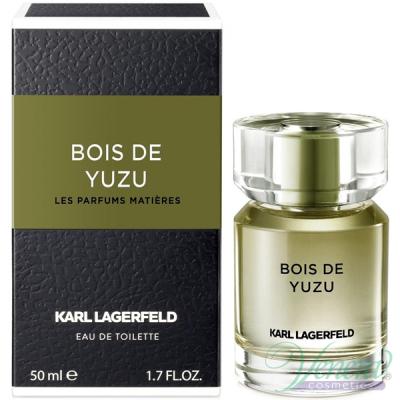 Karl Lagerfeld Bois de Yuzu EDT 50ml за Мъже Мъжки Парфюми