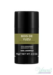 Karl Lagerfeld Bois de Yuzu Deo Stick 75ml για άνδρες Ανδρικά προϊόντα για πρόσωπο και σώμα