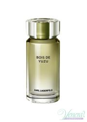 Karl Lagerfeld Bois de Yuzu EDT 100ml για άνδρες ασυσκεύαστo Ανδρικά Αρώματα χωρίς συσκευασία