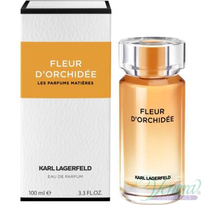 Karl Lagerfeld Fleur d'Orchidee EDP 100ml за Жени Дамски Парфюми
