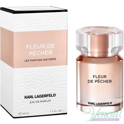 Karl Lagerfeld Fleur de Pecher EDP 50ml за Жени Дамски Парфюми