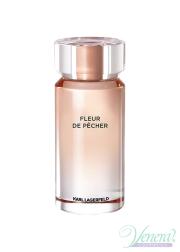 Karl Lagerfeld Fleur de Pecher EDP 100ml για γυναίκες ασυσκεύαστo Women's Fragrances without package