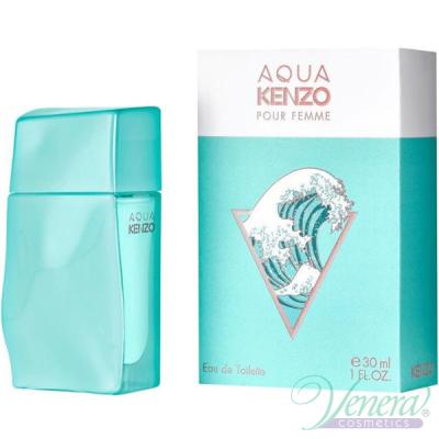 Kenzo Aqua Kenzo Pour Femme EDT 30ml за Жени Дамски Парфюми