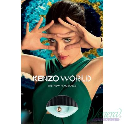 Kenzo World EDP 75ml за Жени БЕЗ ОПАКОВКА Дамски Парфюми без опаковка
