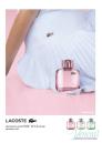 Lacoste Eau de Lacoste L.12.12 Pour Elle Sparkling EDT 90ml за Жени БЕЗ ОПАКОВКА Дамски Парфюми без опаковка