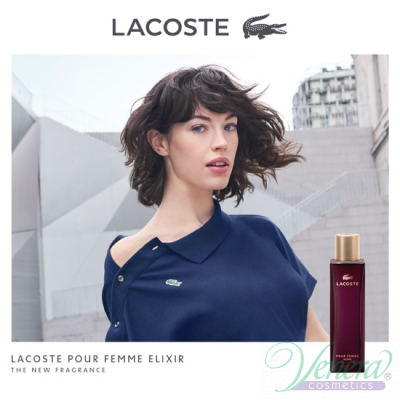 Lacoste Pour Femme Elixir EDP 90ml за Жени Дамски Парфюми
