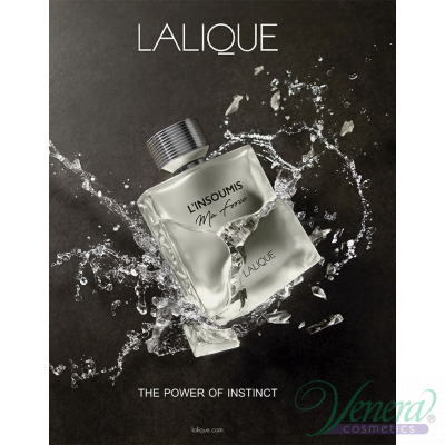 Lalique L'Insoumis Ma Force EDT 100ml pentru Bărbați Men's Fragrance