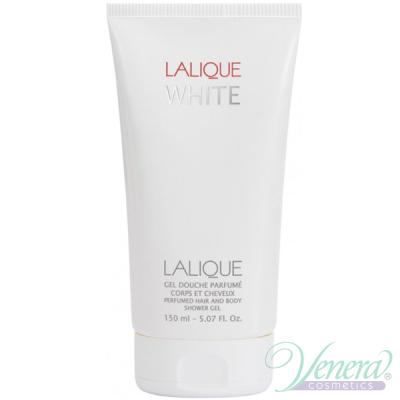 Lalique White Shower Gel 150ml за Мъже