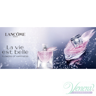 Lancome La Vie Est Belle Flower of Happiness EDP 75ml pentru Femei Women's Fragrance