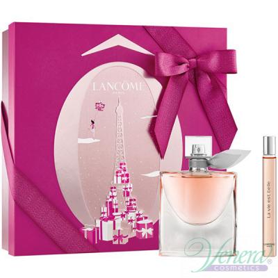 Lancome La Vie Est Belle Комплект (EDP 50ml + EDP 10ml) за Жени Дамски Комплекти