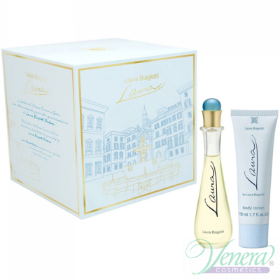 Laura Biagiotti Laura Set (EDT 25ml + Body...