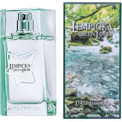 Lolita Lempicka Green Lover EDT 50ml за Мъже Мъжки Парфюми
