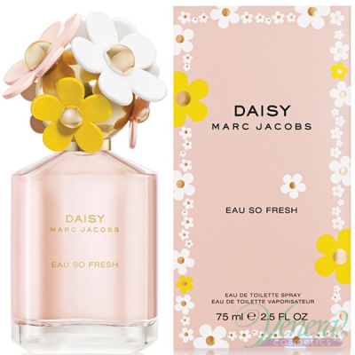 Marc Jacobs Daisy Eau So Fresh EDT 75ml за Жени