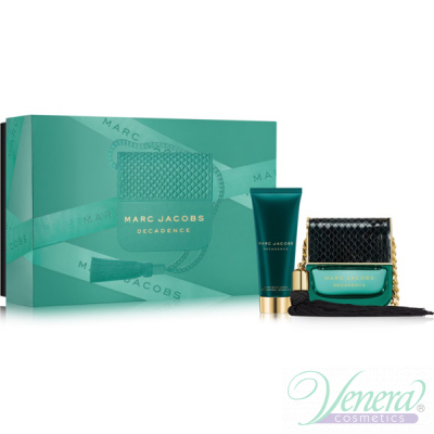 Marc Jacobs Decadence Set (EDP 50ml + BL 75ml) pentru Femei Women's Gift sets