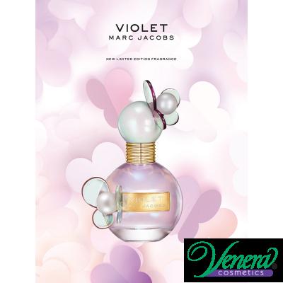 Marc Jacobs Violet EDP 50ml за Жени Дамски Парфюми