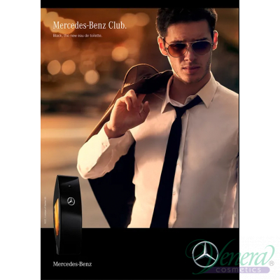Mercedes-Benz Club Black EDT 100ml за Мъже