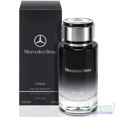 Mercedes-Benz Intense EDT 120ml за Мъже Мъжки Парфюми