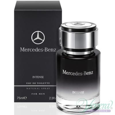 Mercedes-Benz Intense EDT 75ml за Мъже