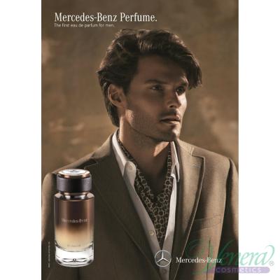 Mercedes-Benz Le Parfum EDP 120ml за Мъже БЕЗ ОПАКОВКА