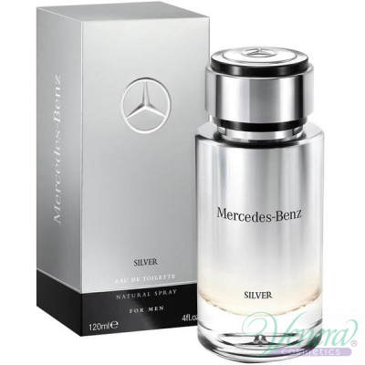 Mercedes-Benz Silver EDT 120ml за Мъже Мъжки Парфюми