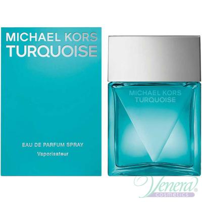 Michael Kors Turquoise EDP 50ml за Жени Дамски Парфюми