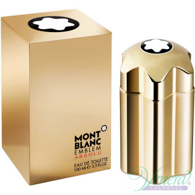 Mont Blanc Emblem Absolu EDT 100ml για άνδρες