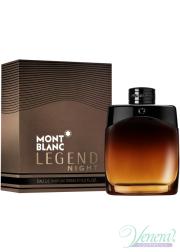 Mont Blanc Legend Night EDP 100ml για άνδρες Men's Fragrance