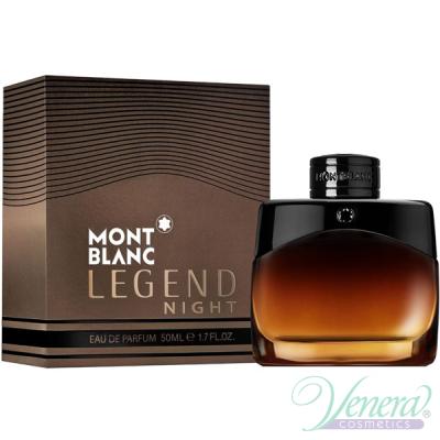 Mont Blanc Legend Night EDP 50ml за Мъже Мъжки Парфюми