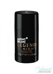 Mont Blanc Legend Night Deo Stick 75ml για άνδρες Men's face and body products