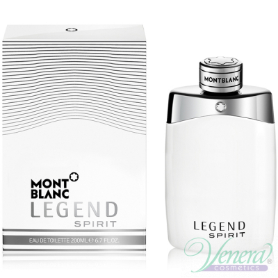 Mont Blanc Legend Spirit EDT 200ml за Мъже