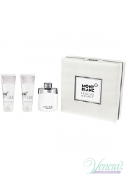 Mont Blanc Legend Spirit Set (EDT 100ml + AS Blam 100ml + SG 100ml) για άνδρες Men's Gift sets