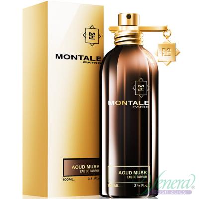Montale Aoud Musk EDP 100ml за Мъже и Жени Унисекс парфюми