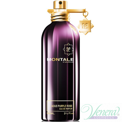 Montale Aoud Purple Rose EDP 100ml for Men and Women Unisex Fragrances