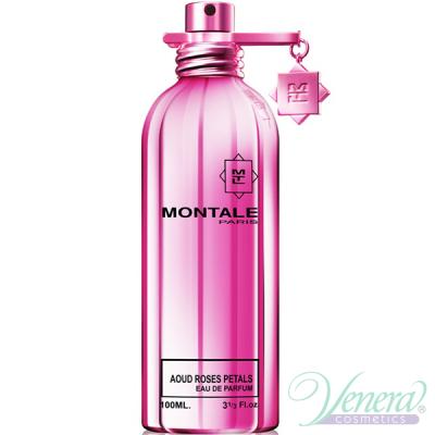 Montale Aoud Roses Petals EDP 100ml за Жени Дамски Парфюми