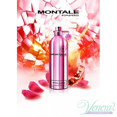 Montale Crystal Flowers EDP 50ml for Men and Women Unisex Fragrances
