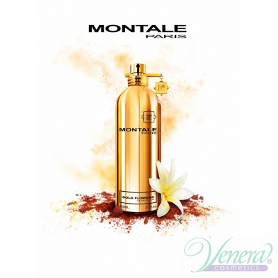 Montale Gold Flowers EDP 100ml for Men and Women Unisex Fragrances