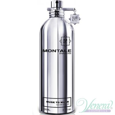Montale Musk to Musk EDP 100ml за Мъже и Жени Унисекс парфюми