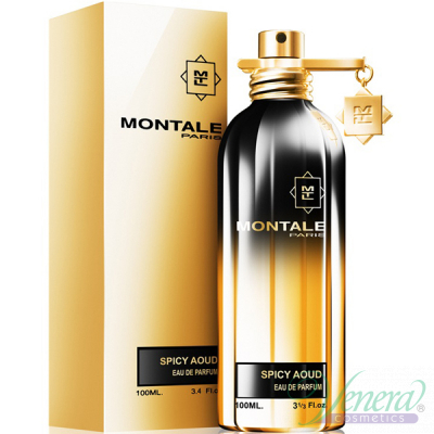 Montale Spicy Aoud EDP 100ml για άνδρες κα...