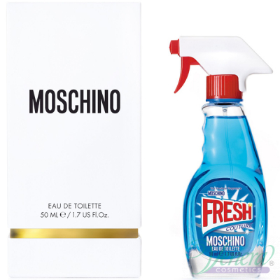 Moschino Fresh Couture EDT 50ml за Жени Дамски Парфюми