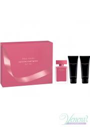 Narciso Rodriguez Fleur Musc Set (EDP 50ml + BL 75ml + SG 75ml) για γυναίκες Γυναικεία Σετ