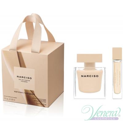 Narciso Rodriguez Narciso Poudree Комплект (EDP 90ml + EDP 10ml) за Жени Дамски Комплекти