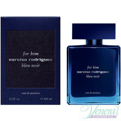 Narciso Rodriguez for Him Bleu Noir Eau de Parfum EDP 100ml за Мъже Мъжки Парфюми