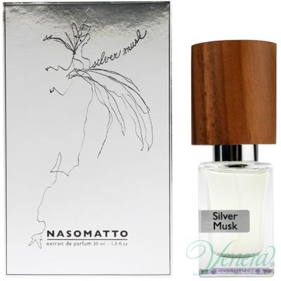 Nasomatto Silver Musk Extrait de Parfum 30ml за Мъже и Жени БЕЗ ОПАКОВКА Унискес Парфюми без опаковка