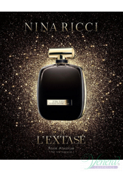 Nina Ricci L'Extase Rose Absolue EDP 80ml για γυναίκες Γυναικεία αρώματα