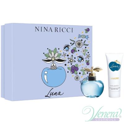 Nina Ricci Luna Set (EDT 50ml + BL 75ml) за Жени Дамски Комплекти