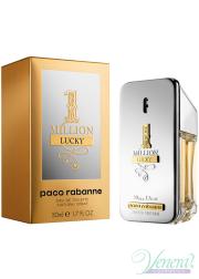 Paco Rabanne 1 Million Lucky EDT 50ml για άνδρες Ανδρικά Аρώματα