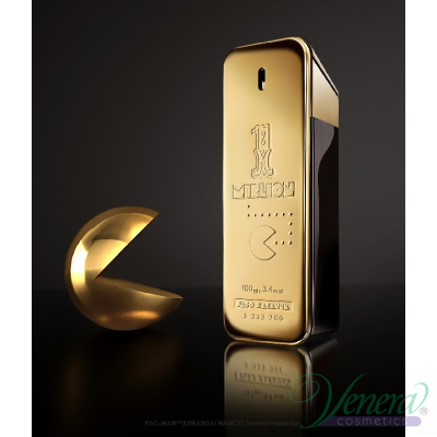 Paco Rabanne 1 Million Pac-Man Collector Edition EDT 100ml за Мъже Мъжки Парфюми